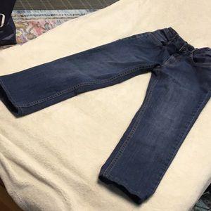 Adjustable waist boys jeans, Hannah Anderson